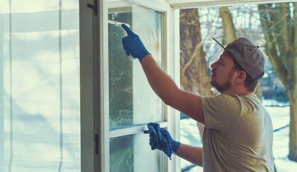 Firma som hjälper dig med fönsterputsning
